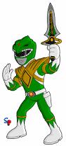 springfield punx mighty morphin power rangers green ranger