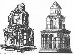 3 3 1 1 the circular church plan quadralectic architecture 174