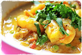 cuisiner coco plat curry de crevettes au lait de coco kitchen