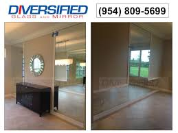 Shower Door Glass Repair by Window Glass Repair In Pompano Beach Fl Diversified Glass And