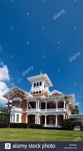 Galena Illinois The Belvedere Mansion In Galena Illinois Stock Photo Royalty Free