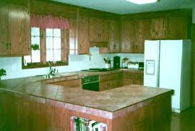Mediterranean Tiles Kitchen - tile kitchen countertops design mediterranean tile countertops