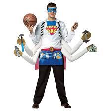 Jalapeno Halloween Costume Super Dad Men U0027s Costume Target