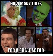 Actor Memes - how many likes for a great actor meme on me me