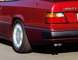 1992 mercedes 300ce 24 rear bumper cover classic cars today online