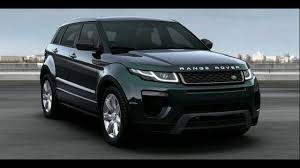 land rover suv 2016 2019 land rover evoque youtube