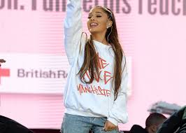 ariana grande halloween costume party city ariana grande receiving honorary citizenship of manchester