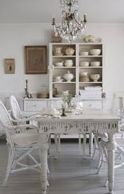 Shabby Chic White Dining Table by Shabby Chic Modern White Living Room Sitting Area A House Is