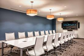 Inexpensive Conference Table This Watson Conference Room Is Bright Warm And Inviting The