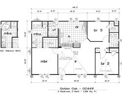 golden west golden oak floor plans 5starhomes manufactured homes