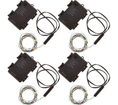 bethlehem lights set of 4 indoor outdoor micro light strands
