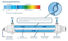 uv light water treatment amio water purity in every drop