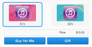gift cards buy can now buy itunes gift cards from paypal through its new digital