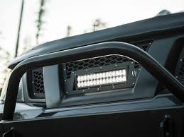 nissan frontier led headlights 2009 2017 nissan frontier grille 40598 rigid industries