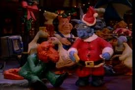 christmas claymation destroy all podcasts episode 82 claymation christmas celebration