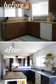 best 25 budget kitchen makeovers ideas on pinterest kitchen