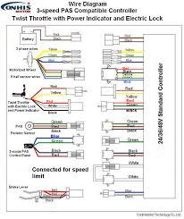 e bike controller wiring diagram for kt36zws yysh2 wiring diagram