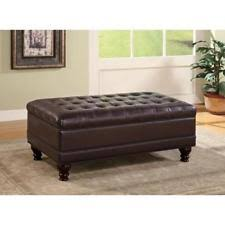 Enchanted Home Storage Ottoman Ottomans Footstools U0026 Poufs Ebay