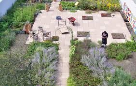 roof contemporary roof deck garden design ideas arresting