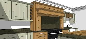 kitchen concepts created using easysketch kitchen design extension
