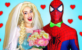 youtube u0027s latest bizarre trend has adults dressing up in spider