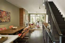Modern Townhouse Interior Design Ideas  New Home Designs  The - Townhouse interior design ideas