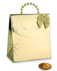 gold favor bags gold pearl handled favor bags set of 24 favor kits its a