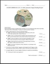 check out report template free dodecahedron book report idea template photo of an exle