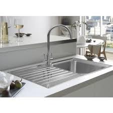 Chrome Kitchen Sink Franke Zurich Kitchen Sink Mixer Tap Chrome Plumbworld Stainless