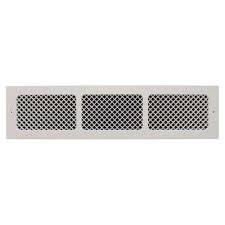 Decorative Wall Return Air Grille Smi Ventilation Products Registers U0026 Grilles Hvac Parts