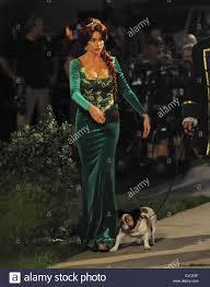Fiona Halloween Costume Sofia Vergara Wears Princess Fiona Shrek Costume