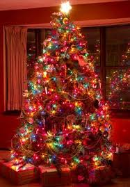 christmas trees with colored lights decorating ideas intricate colored lights christmas tree amber decorating light trees