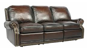 Top Grain Leather Sofa Recliner Barcalounger Premier Ll Power Recline Sofa Recliner