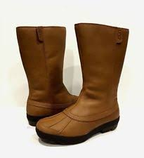ugg s gershwin boots black ugg belfair black leather sheepskin waterproof duck boots us 11
