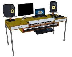 Music Studio Desk by 21 Best Studio Images On Pinterest Music Studios Home Recording