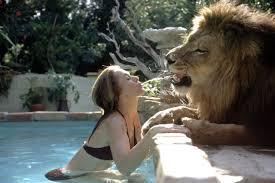 tippi hedren melanie griffith 400 pound lion