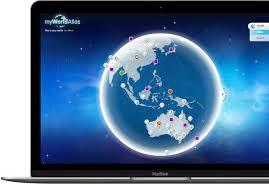 myworld atlas jacaranda