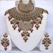 indian bridal necklace sets images Bridal jewelry sets jpg