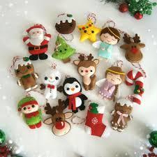 ornaments felt gingerbread felt from mymagicfelt on