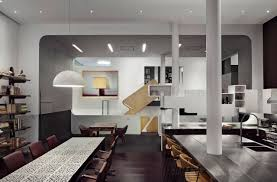 white loft white street loft in new york city by workac caandesign