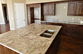 Kitchen Islands With Sinks Granite Countertop Different Styles Of Kitchen Cabinet Doors