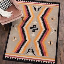 cool southwestern bathroom rugs editeestrela design