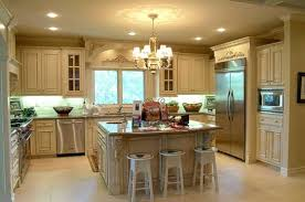 u shaped kitchen with island u shaped kitchen designs with island wooden square floating wall