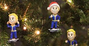 make your holidays s p e c i a l with a fallout 4 vault boy