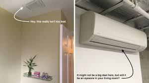 How To Design Home Hvac System Mini Split Vs Forced Air Hvac Which To Pick U2013 Board U0026 Vellum