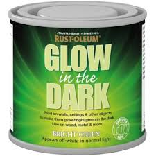 glow in the paint rust oleum glow in the paint 125ml rust gardens and backyard