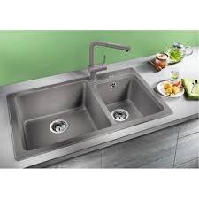 Blanco 440180 by 100 Blanco Silgranit Sinks Usa Blancodelta Ii Silgranit