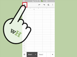 Making Excel Spreadsheet How To Make Spreadsheets To Basic Excel Spreadsheet Solution For