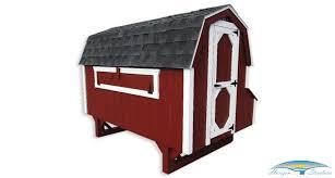 4x8 chicken coop dutch chicken coop horizon structures