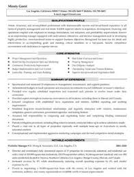 Resume For Property Management Job by Marketing Manager Resume Objective Http Jobresumesample Com